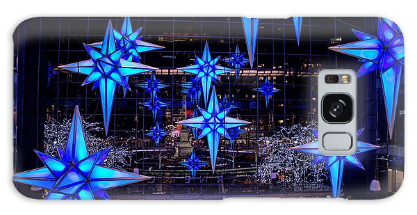 Shops At Columbus Circle Christmas Decorations Galaxy Case