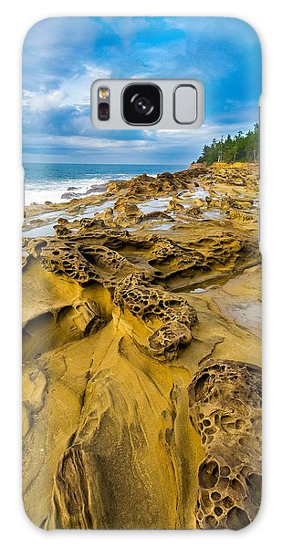 Shore Acres Sandstone Galaxy Case
