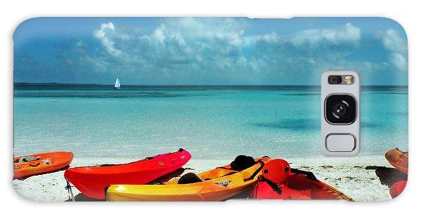 Shore Rest Galaxy Case