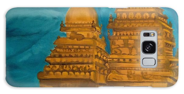 Shore Temple Galaxy Case