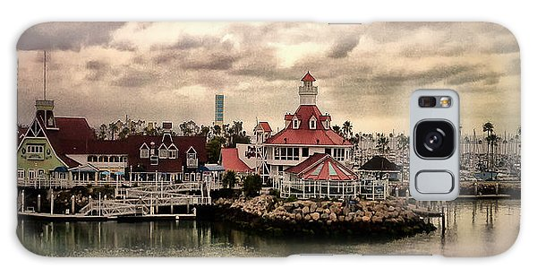 Shoreline Village In Long Beach Galaxy Case