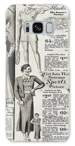 Shorts And Slacks 1934 77 Cents Galaxy Case by Merton Allen