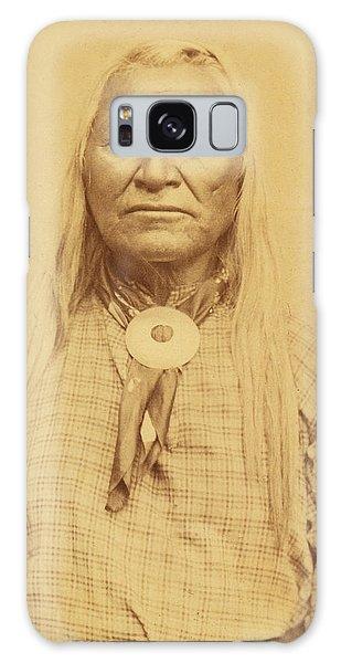 Shoshone Chief Washakie Galaxy Case