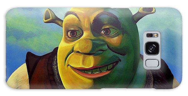 Realistic Galaxy Case - Shrek by Paul Meijering