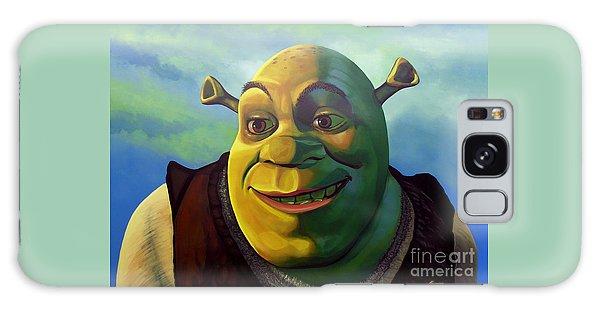 Donkey Galaxy Case - Shrek by Paul Meijering