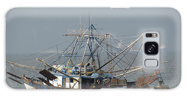 Shrimp Boats Galaxy Case