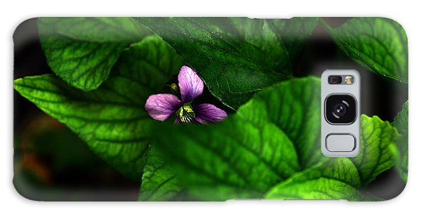 Shrinking Violet Galaxy Case