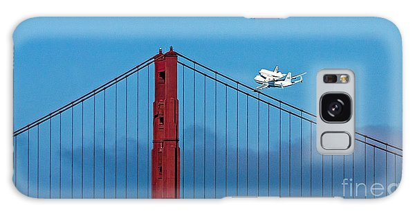 Shuttle Endeavour At The Golden Gate Galaxy Case