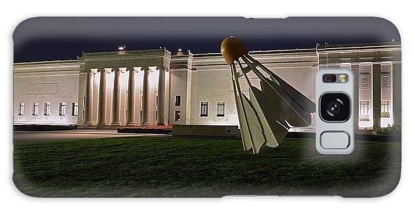 Shuttlecock Galaxy Case