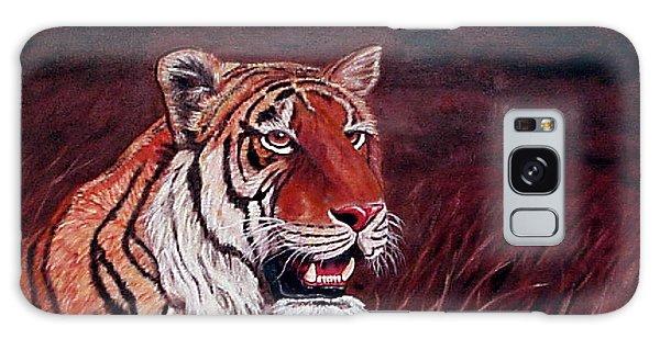 Siberian Tiger Galaxy Case