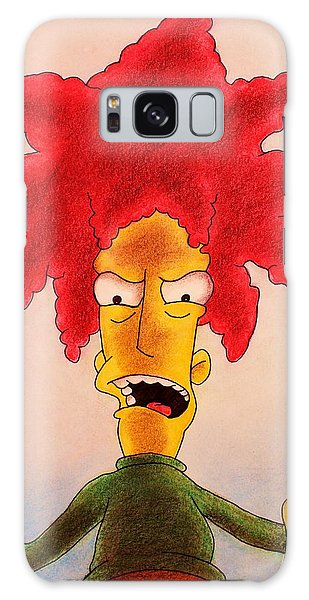 Sideshow Bob Galaxy Case