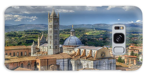 Siena Cathedral Galaxy Case