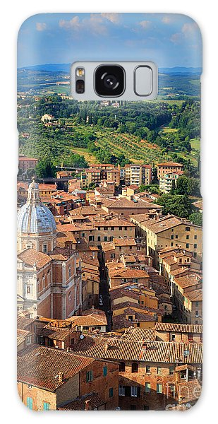 Expanse Galaxy Case - Siena From Above by Inge Johnsson