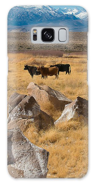 Sierra Cattle Galaxy Case