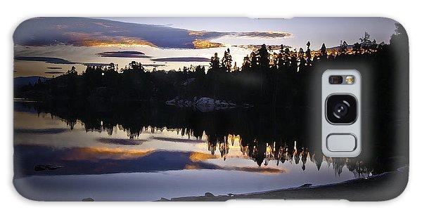 Sierra Solitude Galaxy Case by Sherri Meyer