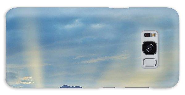 Sierra Sunset Galaxy Case by Mayhem Mediums