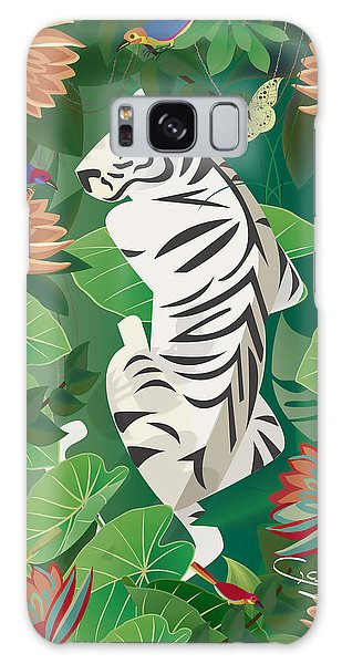 Siesta Del Tigre - Limited Edition 2 Of 15 Galaxy Case