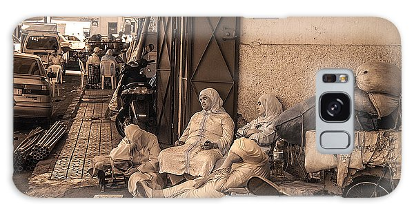 Siesta In Marrakech Galaxy Case