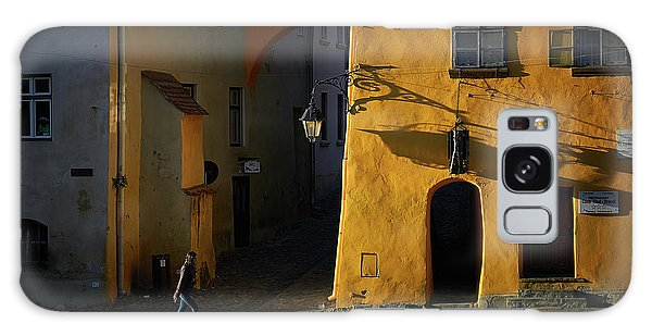 People Galaxy Case - Sighisoara by Cristian Lee