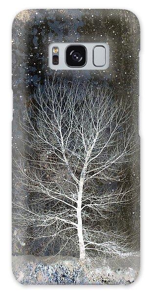 Silent Night Galaxy Case