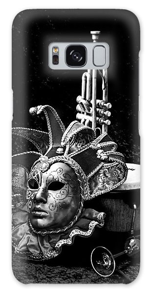 Silent Night In Venice Galaxy Case by Elf Evans