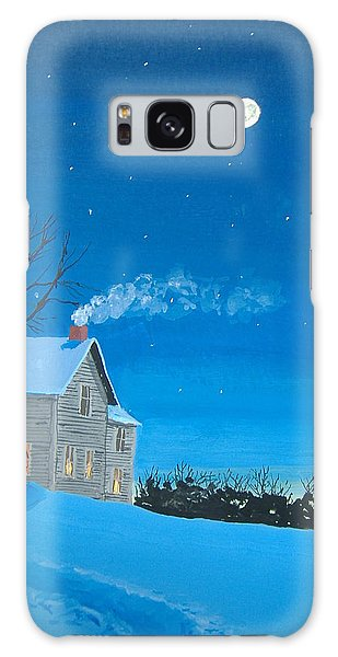 Silent Night Galaxy Case