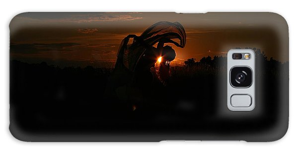 Silk Sunset Galaxy Case