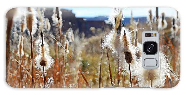 Silky Cat's Tails Galaxy Case