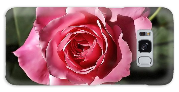 Silky Rose Galaxy Case