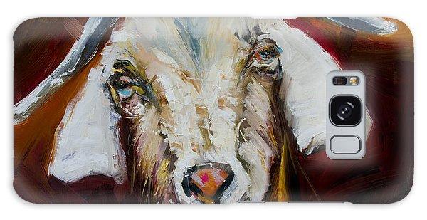 Silly Goat Galaxy Case