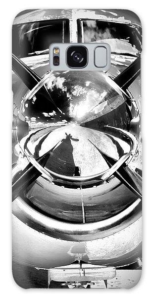 Silver 12 Galaxy Case