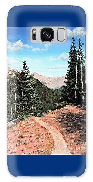 Silver Dollar Trail Colorado Galaxy Case