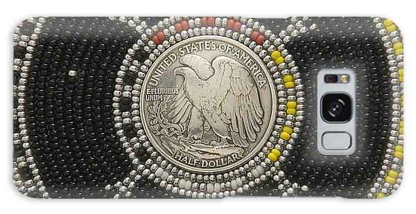 Silver Eagle Galaxy Case