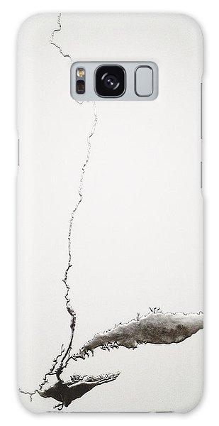 Silver Hudson By Maya Lin Galaxy Case