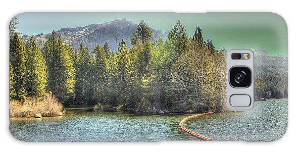 Silver Lake 3 Galaxy Case