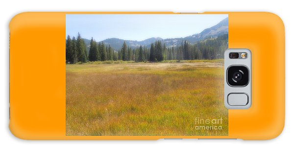 Silver Lake Area Big Cottonwood Canyon Utah Galaxy Case by Richard W Linford
