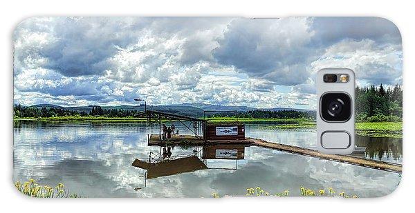 Silver Lake Galaxy Case