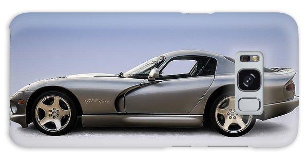 Viper Galaxy Case - Silver Viper by Douglas Pittman