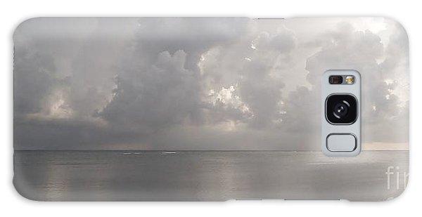 Silvern Sea Galaxy Case by Amar Sheow