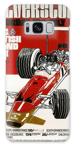 Silverstone Grand Prix 1969 Galaxy Case