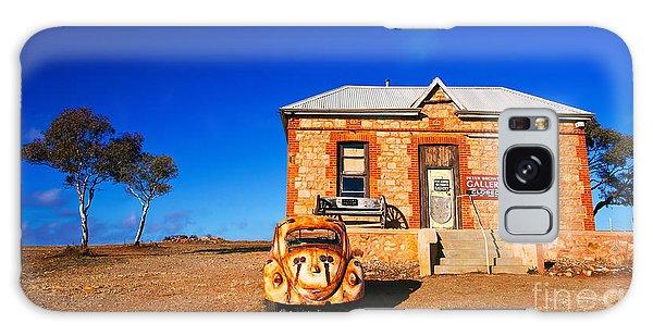 Silverton Art Gallery Galaxy Case by Bill  Robinson