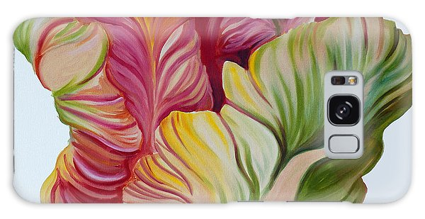 Simple Tulip Galaxy Case
