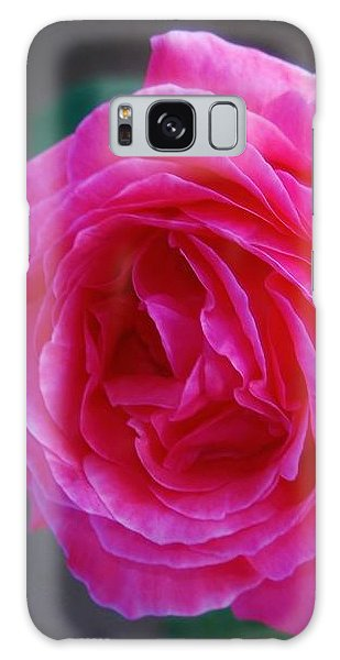 Simply A Rose Galaxy Case