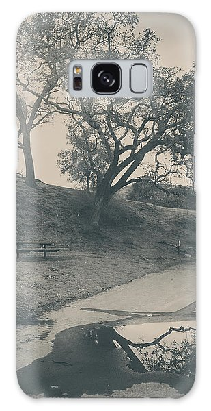 Picnic Table Galaxy Case - Simply Pretend by Laurie Search