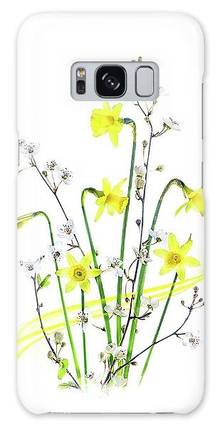 Higher Galaxy Case - Simply Spring by Jacky Parker