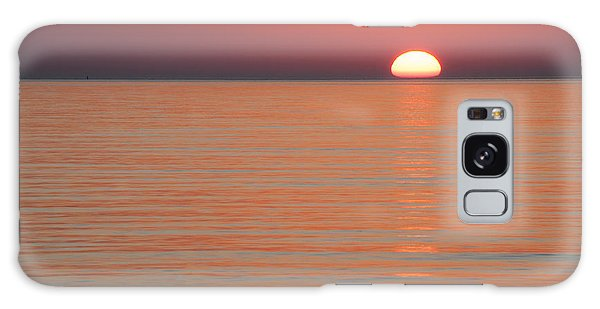 Simply Sunset Galaxy Case