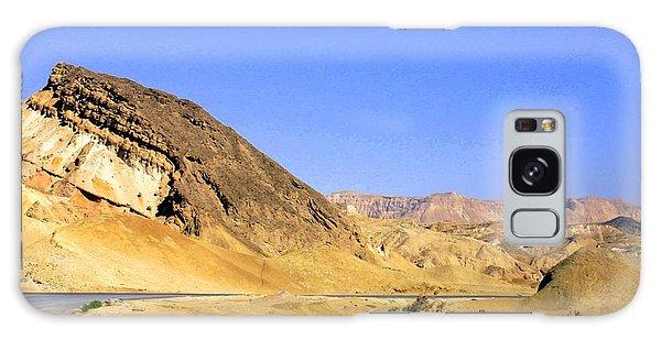 Sinai Desert  Galaxy Case