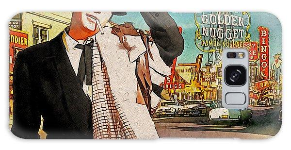 Sinatra In Vegas 1955 Galaxy Case by Kai Saarto