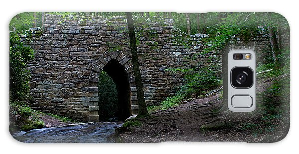 Since 1802 Poinsett Bridge Galaxy Case