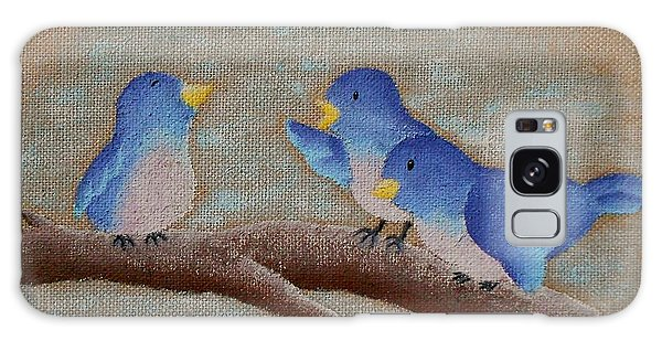 Song Birds Galaxy Case - Sing by Raqueli Emerson